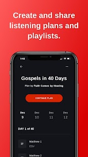 Bible - Audio & Video Bibles Screenshot