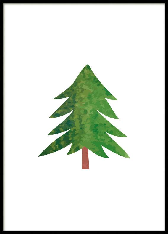Magic Forest, Tree V, Poster