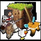 Medieval Craft 2: Castle Build APK for Bluestacks