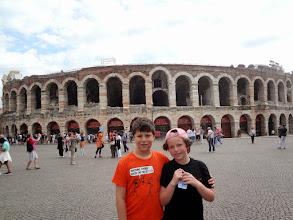 Photo: Verona colosseum