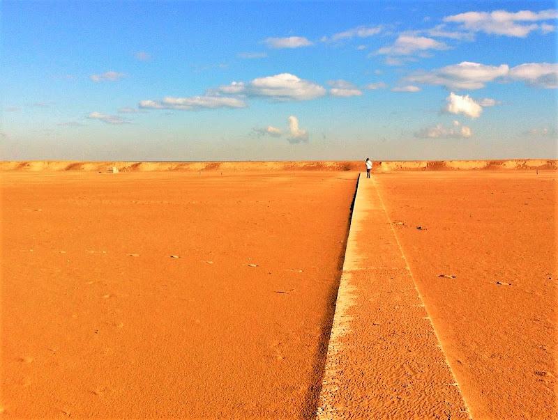 Sabbia bagnata di MaxFelice