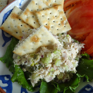 Tuna Fish & Pickle Salad.