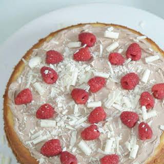 PHILADELPHIA INDULGENCE Chocolate Mousse Cheesecake.