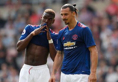 Ibrahimovic accusé de racisme après le clash avec Lukaku, Paul Pogba réagit