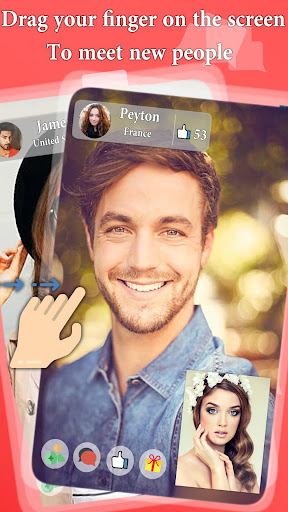 LightC - Meet People via video chat for free 1.9 screenshots 1