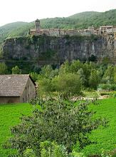 Photo: castellfollit de la roca - la garrotxa