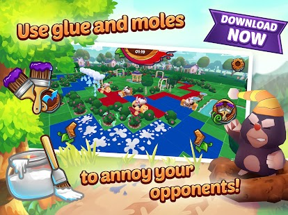 Splash Rabbit Arena Screenshot
