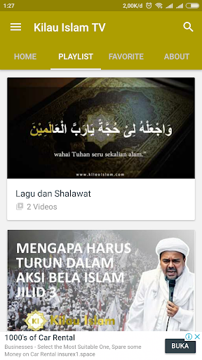 Kilau Islam TV