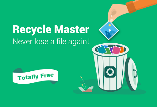 Recycle Master-Recycle Bin, File Recovery 1.5.3 screenshots 1