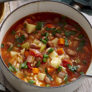 Traditional Minestrone