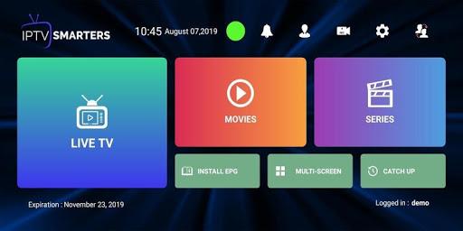 IPTV Smarters Pro 2.2.2.1 screenshots 2
