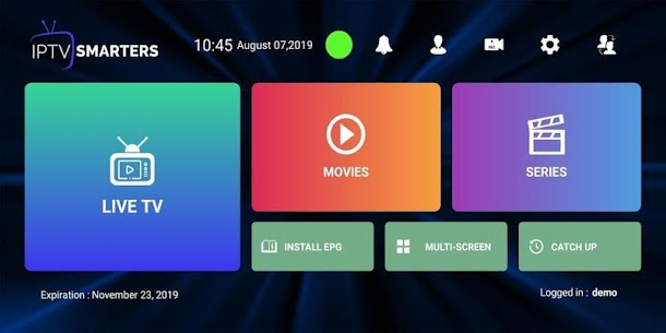IPTV Smarters Pro v2.2.2.5 MOD APK is Here ! [Latest] 2