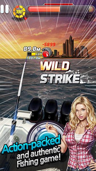 Ace Fishing: Wild Catch screenshot #8
