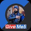 GiveMe5 Pro: Kurulus Osman in Urdu icon