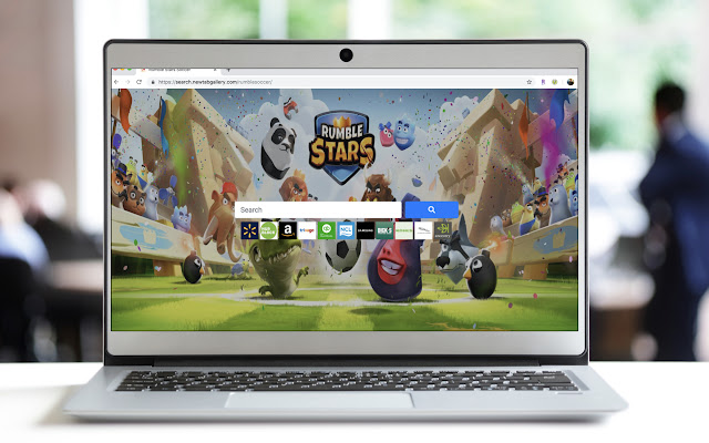 Rumble Stars Soccer Search
