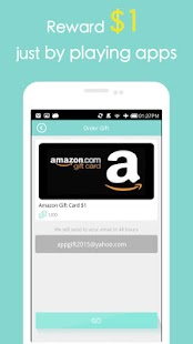 Cash Gift - Free Gift Cards- screenshot thumbnail