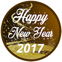 Happy New Year 2017 Wishes SMS icon