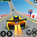3D stunts Race: Hot wheels Car Driving Games 2021 icon