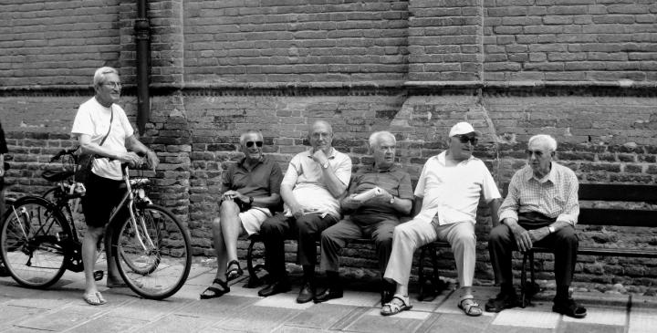 Ragazzi romagnoli di patapam