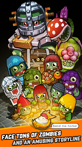 Zombie Rollerz - Pinball Adventure screenshot 4