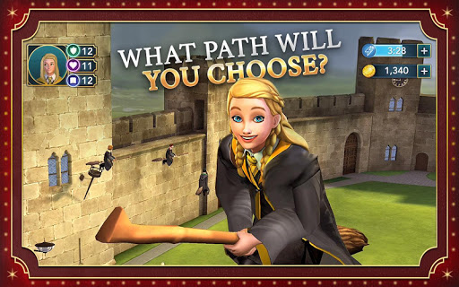 Harry Potter: Hogwarts Mystery apkmr screenshots 14