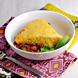 Slow Cooker Vegetarian Tamale Pie Recipe