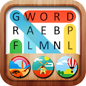 Word Search with Pics