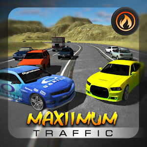 Maximum Traffic Racing for PC and MAC