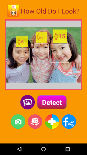 Share your age look