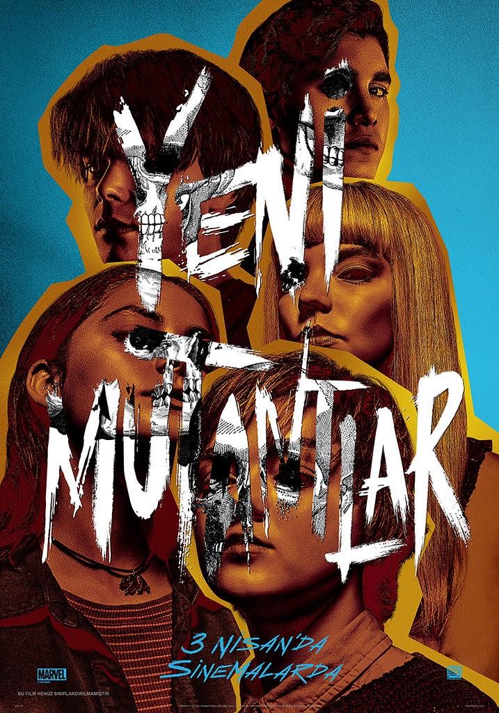 Yeni Mutantlar - New Mutantlar (2020)