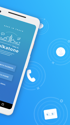 Talkatone: Free Texts, Calls & Phone Number 6.4.12 Screenshots 2