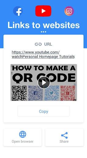 Free QR Scanner - Barcode Scanner, QR Code Reader 2.1.5 7