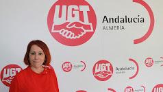 Carmen Vidal, Secretaria General Provincial de UGT.