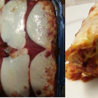 Lasagna Roll Ups new
