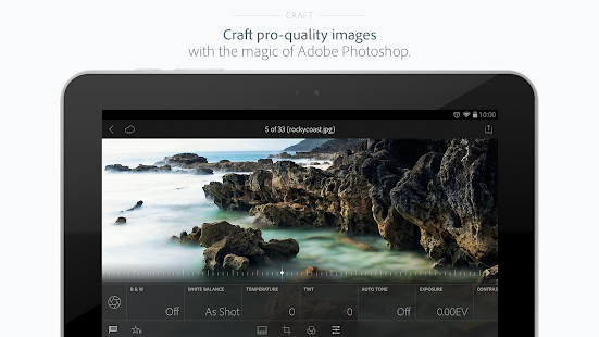 Adobe Photoshop Lightroom Screenshot 10