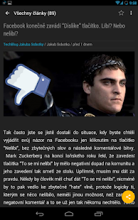 TechBlog Jakuba Sobotky- screenshot thumbnail