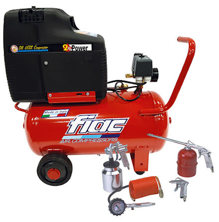 Kompressor Fiac FX 225 med kit