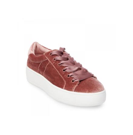 Bertie - V Sneaker Pink - Steve Madden