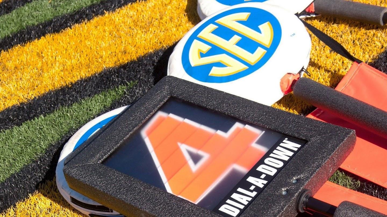 Watch SEC Goal Line live