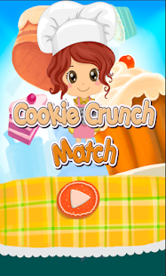 Cookie Crunch Match 3 - náhled