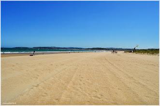 Photo: la playa de Somo ( Cantabria) http://www.viajesenfamilia.it/