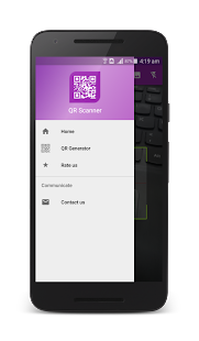 Free QR Code Reader- screenshot thumbnail