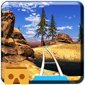 Jungle Roller Coaster VR Android APK Download Free By Kids Sk Igames