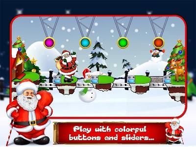 Santa's Run screenshot 1