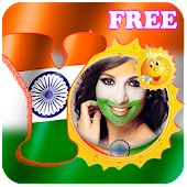 Indian Letter Text Photo Maker