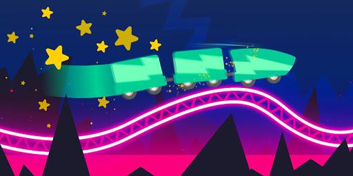 Rollercoaster Dash - Rush and Jump the Train 1.7.1 screenshots 1