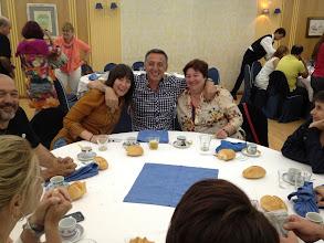 Photo: Ana, Fernando y Lourdes; Infantil, Primaria y FP