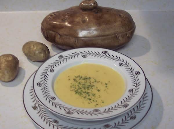 Cream Of Potato Soup, Better Than A Can Version Recipe