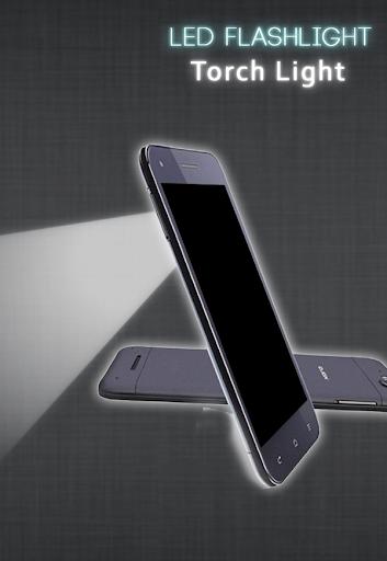 LED Flashlight Torch Light screenshot 1