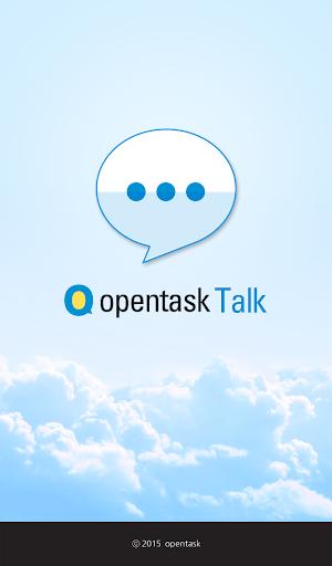 Opentask Talk